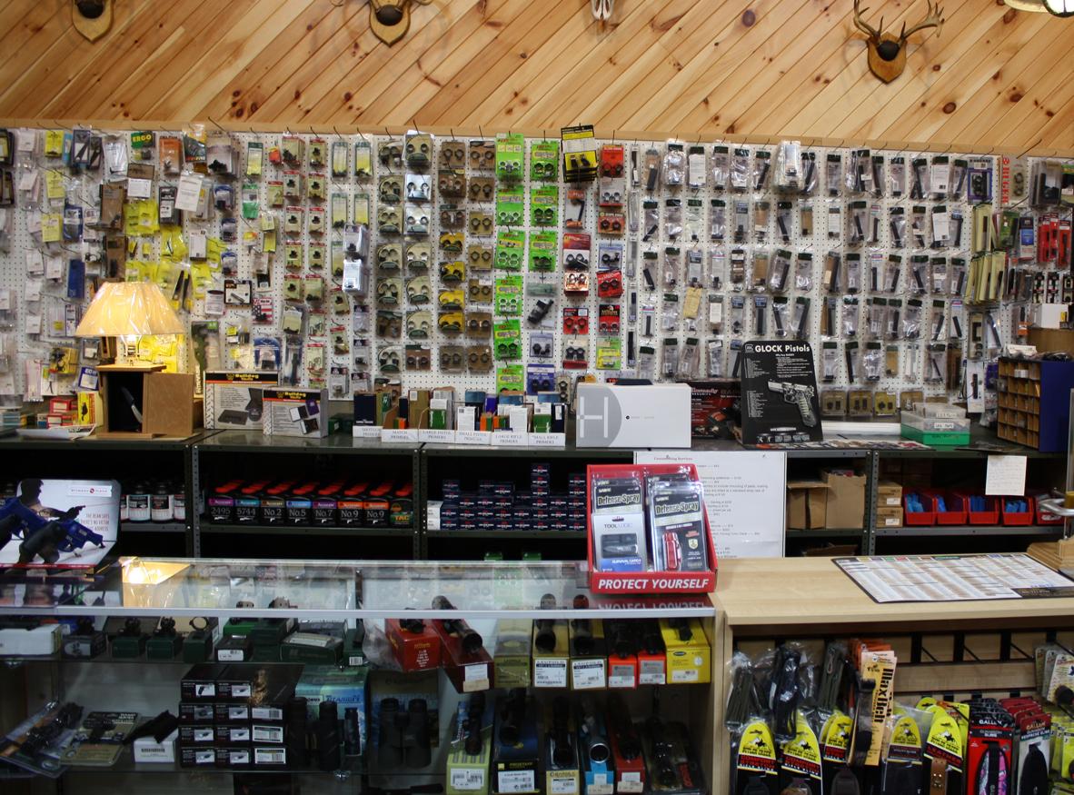 The Shop Encks Gun Barn