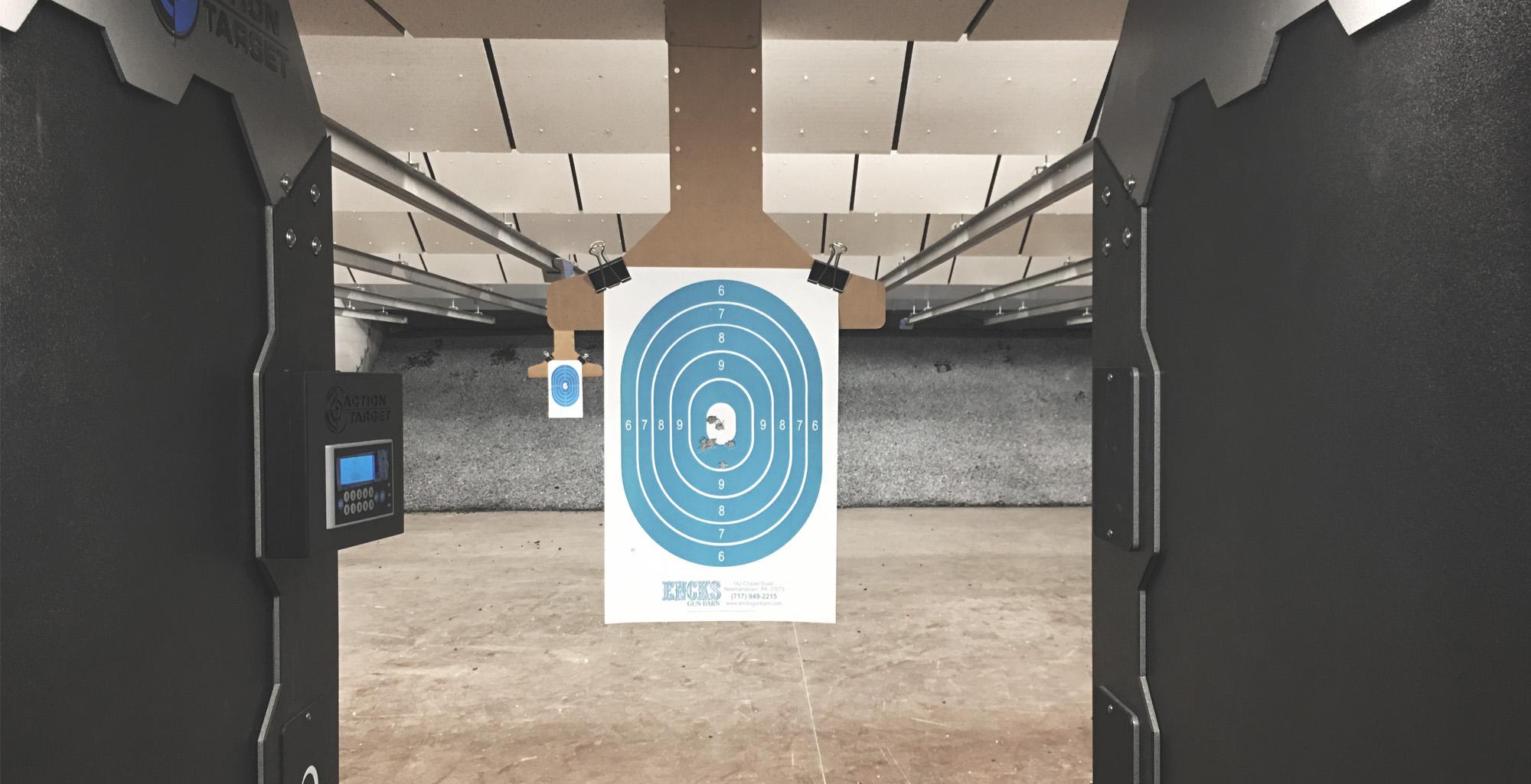 ENCKS INDOOR SHOOTING RANGE