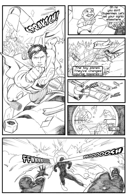 Superman Christmas pg 3
