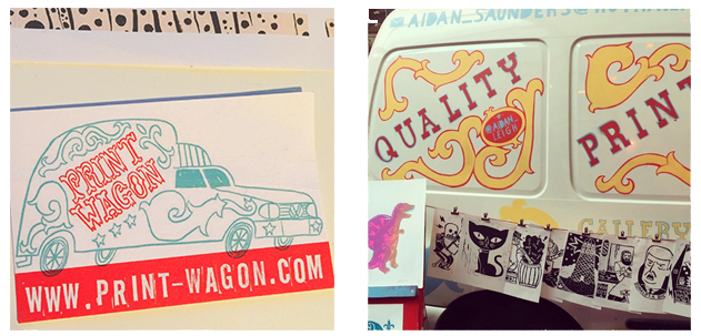 Print Wagon