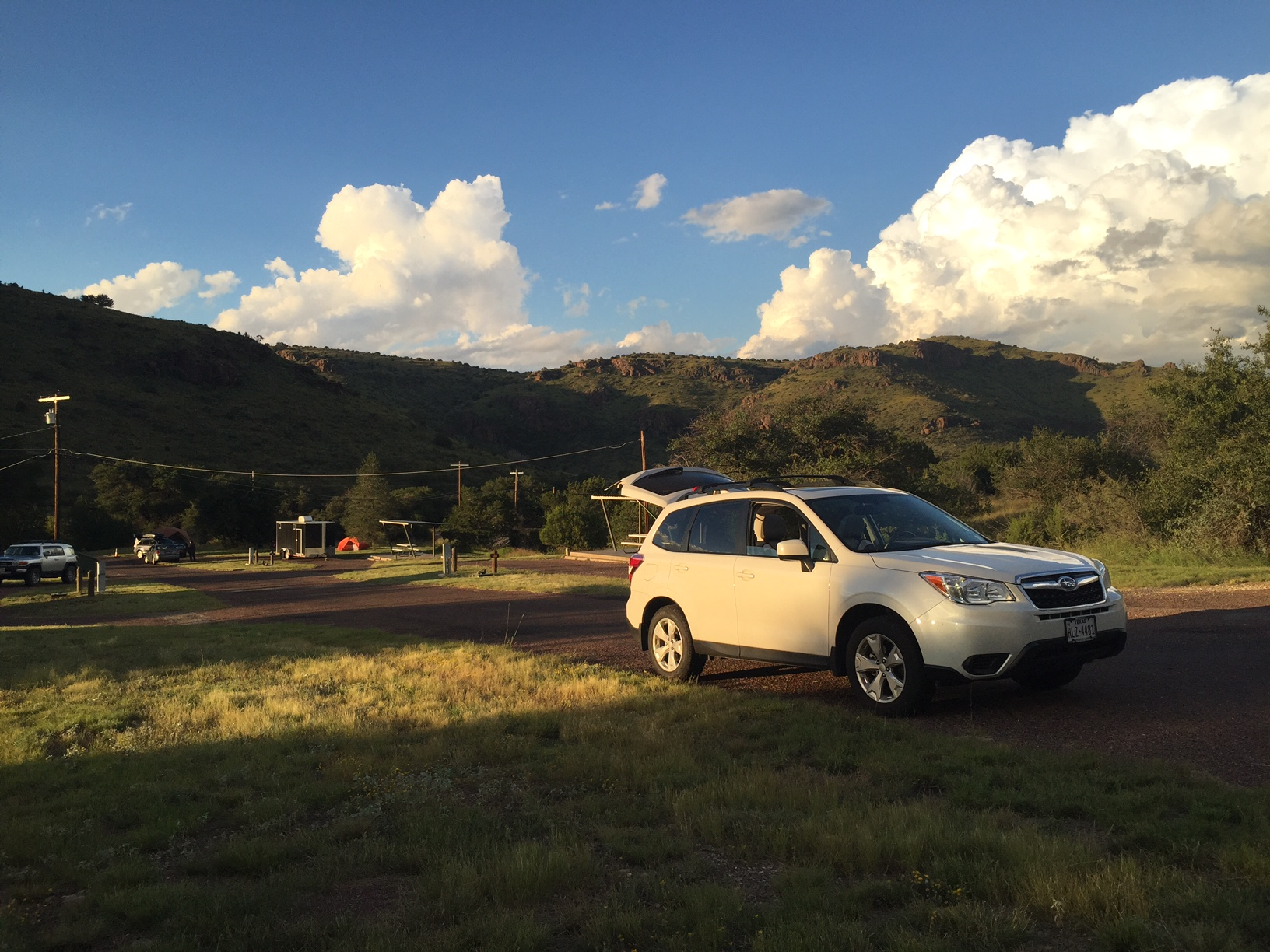 2016 Subaru Forester advertising in real life...