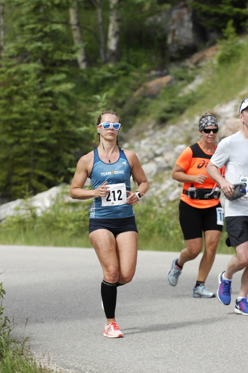 Sunglasses  //  Compression Sleeves  //  Running Watch  //  Shoes  //  Shorts