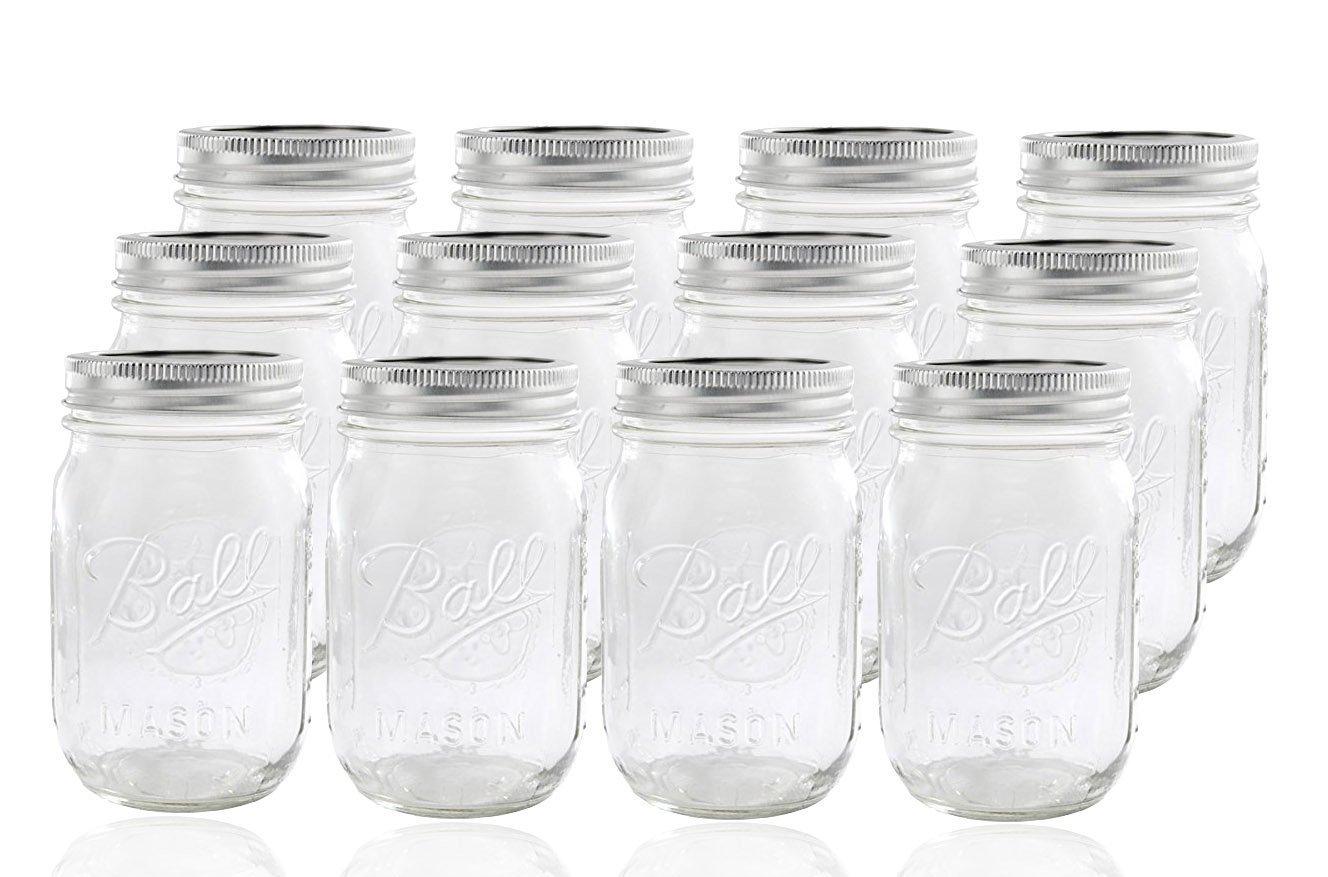 mason jason meal prepping healthy glass alternative no plastic