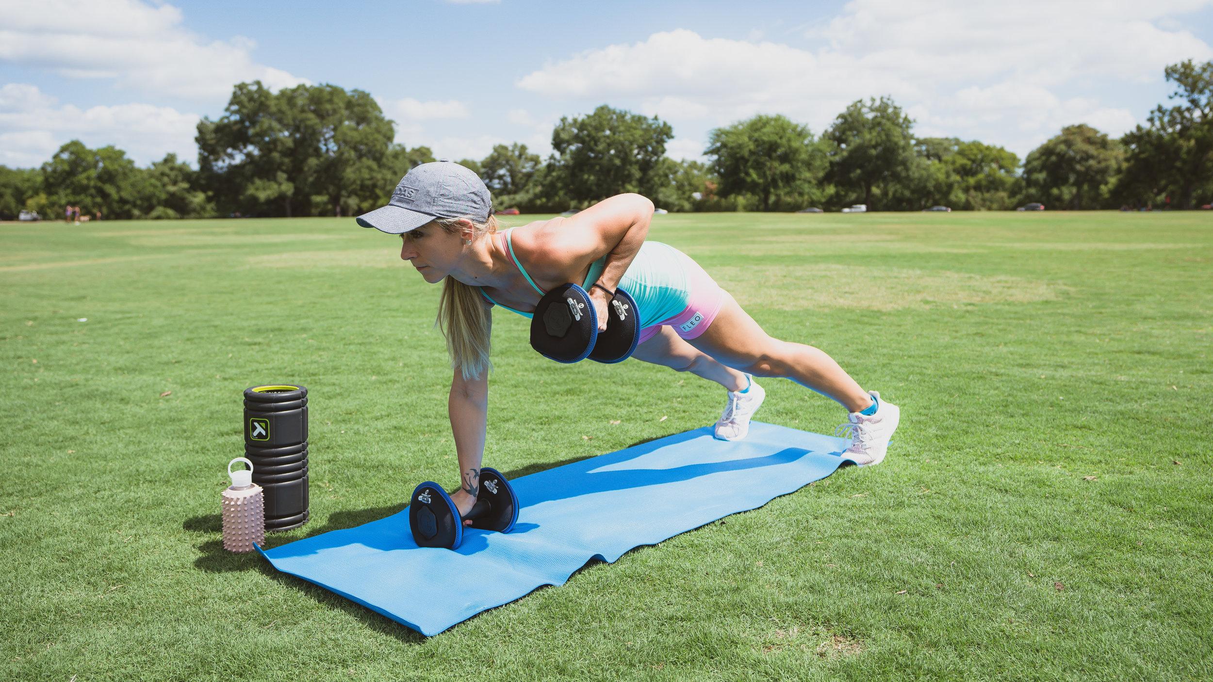 hyperwear total body workout sandbag swift fitness