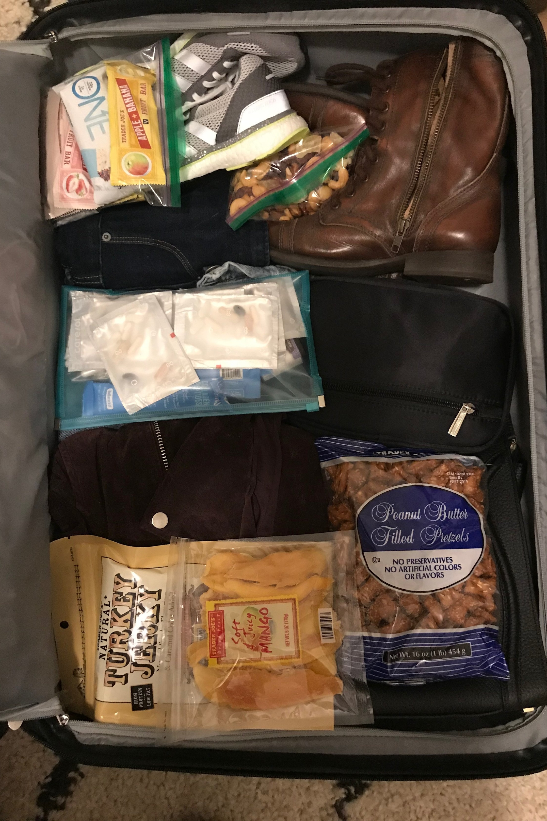 Packing for Europe in the Fall/Winter