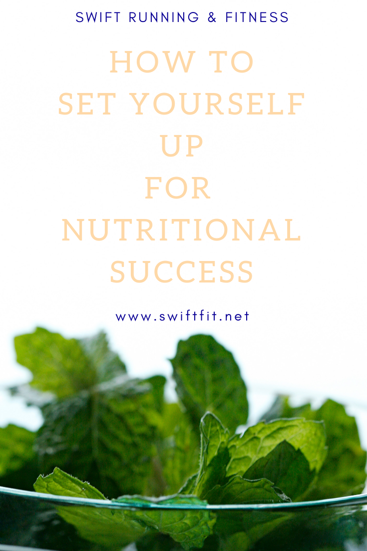 How to Set Yourself Up for Nutritional Success
