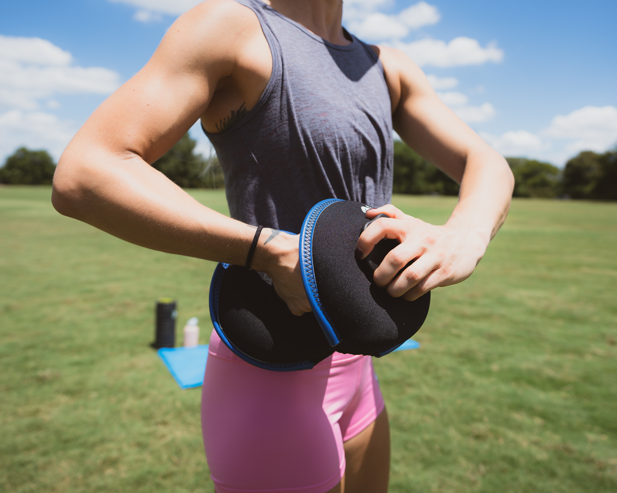 Myth Busted: Lifting Weights Makes Women Bulky