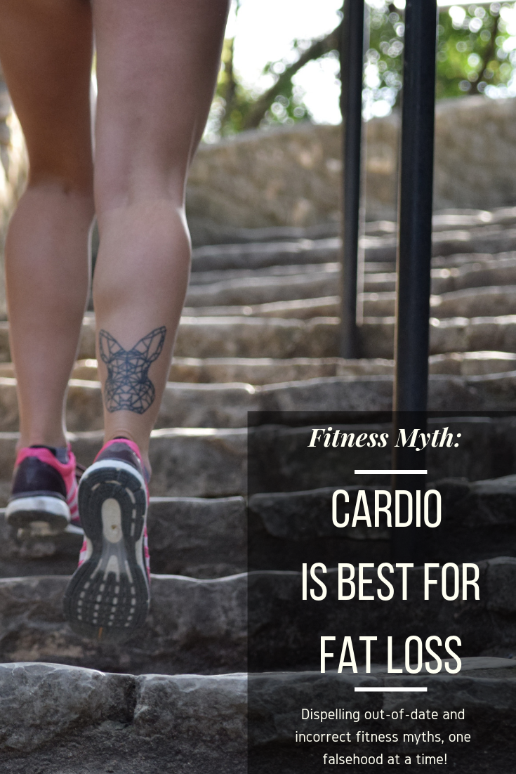 Myth Busted: Cardio is Best for Fat Loss