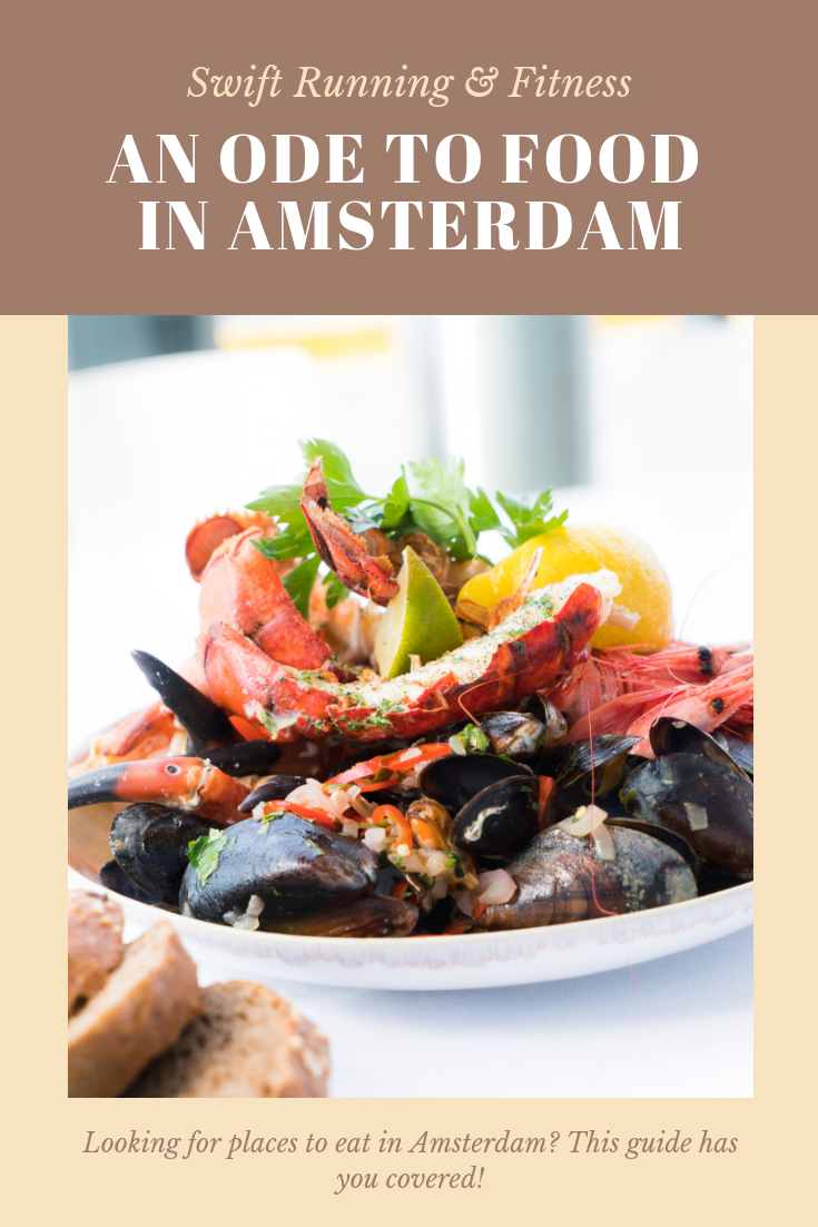 3 Days in Amsterdam