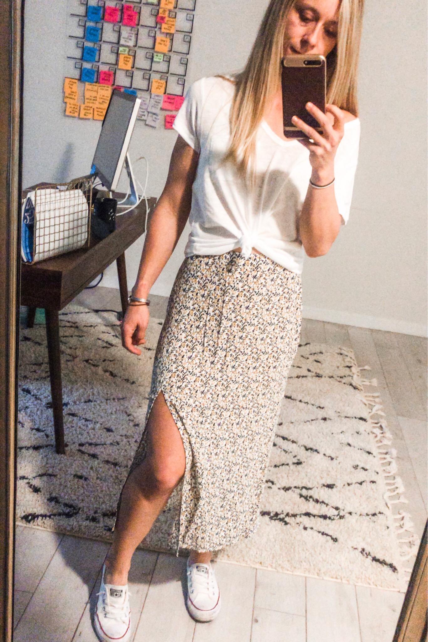 A&F Spring Wardrobe