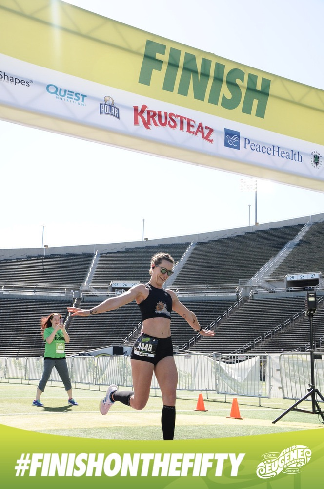 Post Race Thoughts from the Eugene Marathon