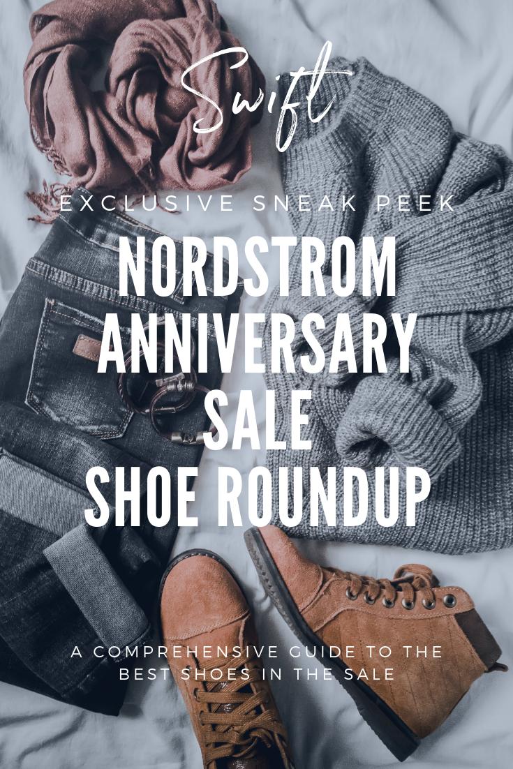 EXCLUSIVE SNEAK PEEK - Best of #Nsale Shoes