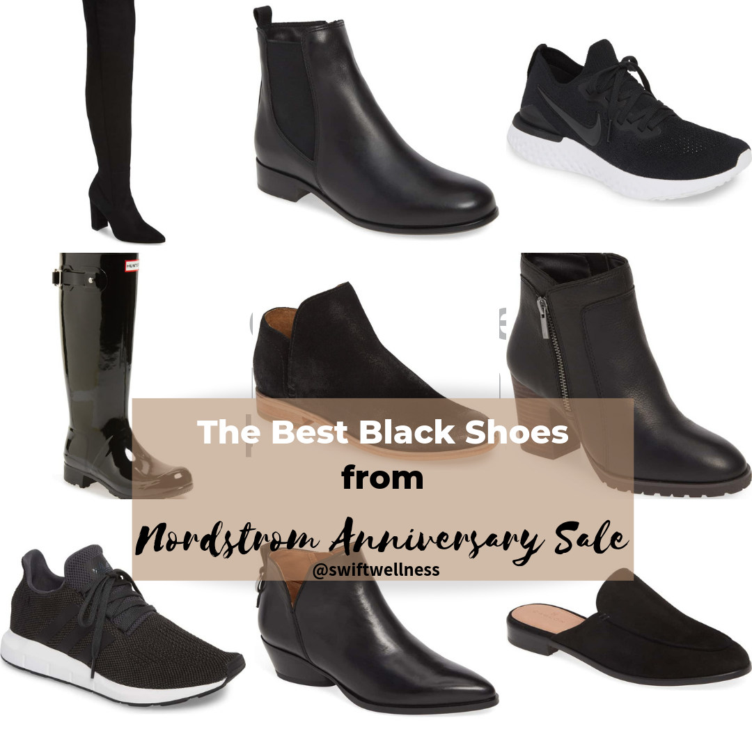 The Best Black Booties of the Nordstrom Anniversary Sale