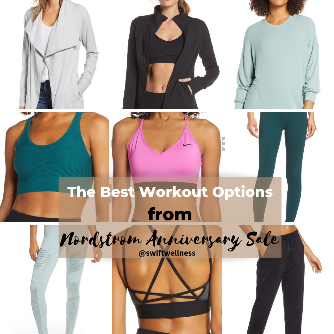 The Best Workout Options from the Nordstrom Anniversary Sale