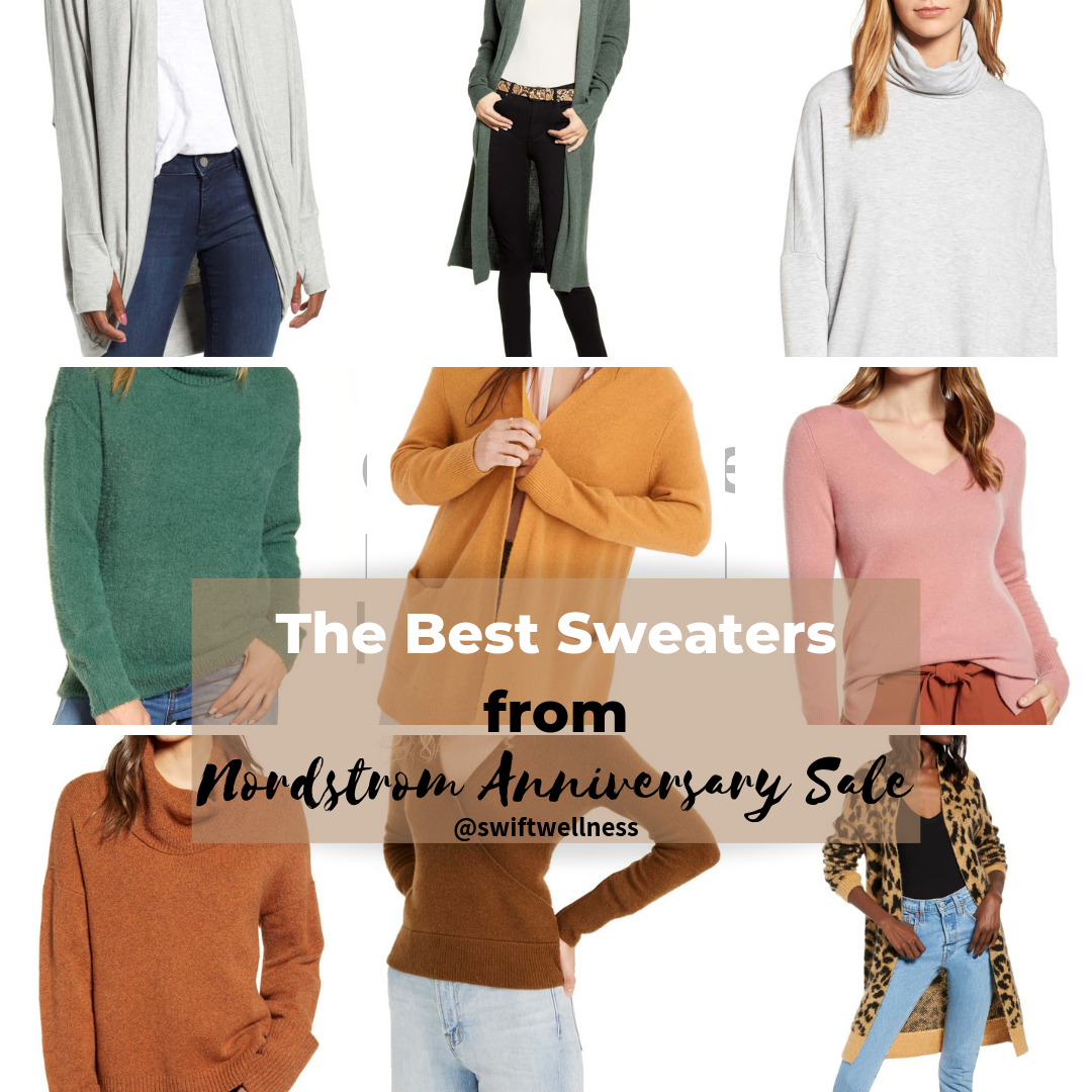 The Best Sweaters from the Nordstrom Anniversary Sale
