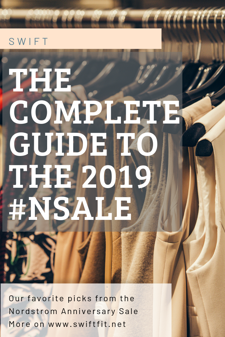 The Complete Guide to Shopping the NSale