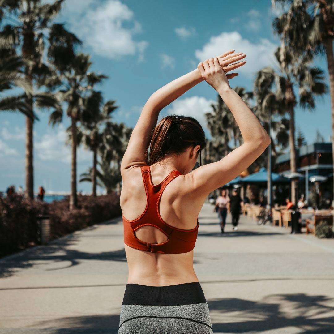 Running in the Sun? 5 Ways to Beat the Heat