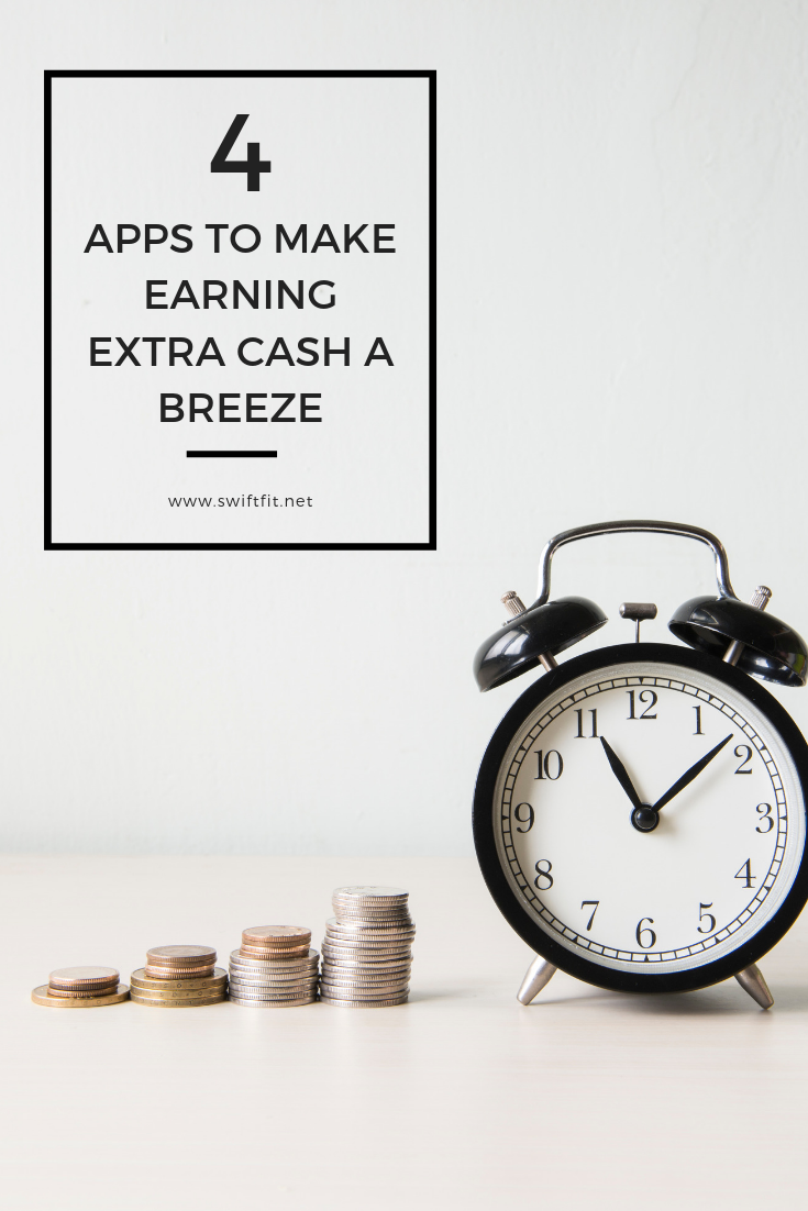 Free Money? 4 Apps to Make Earning Cash Back Simple