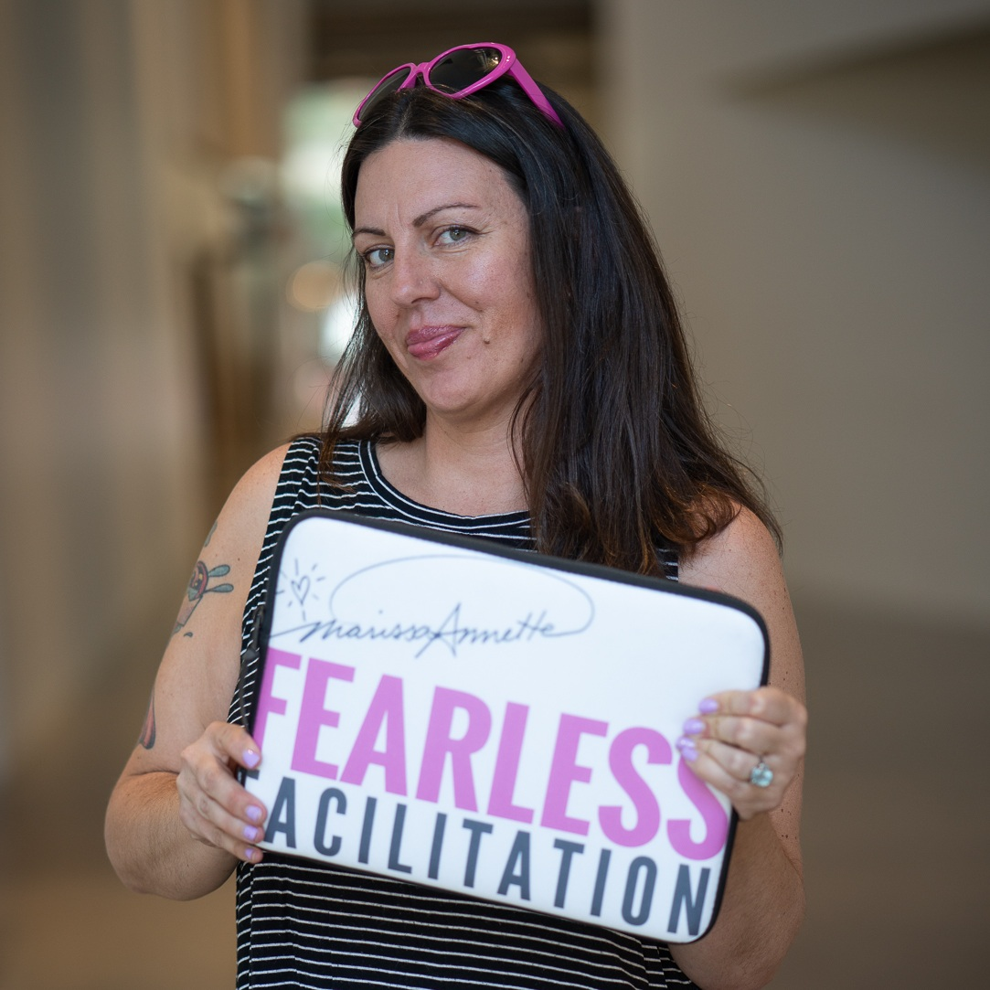 Marissa Johnson, Facilitator + Government Relations