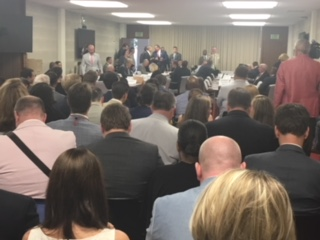 July '18  - NC House Committee Hearing on SB-75 Tax Cap