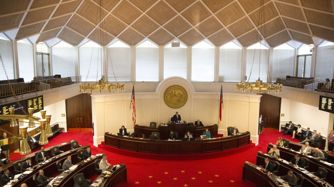 June '18  - NC General Assembly Set to Vote on Tax Cap Proposal