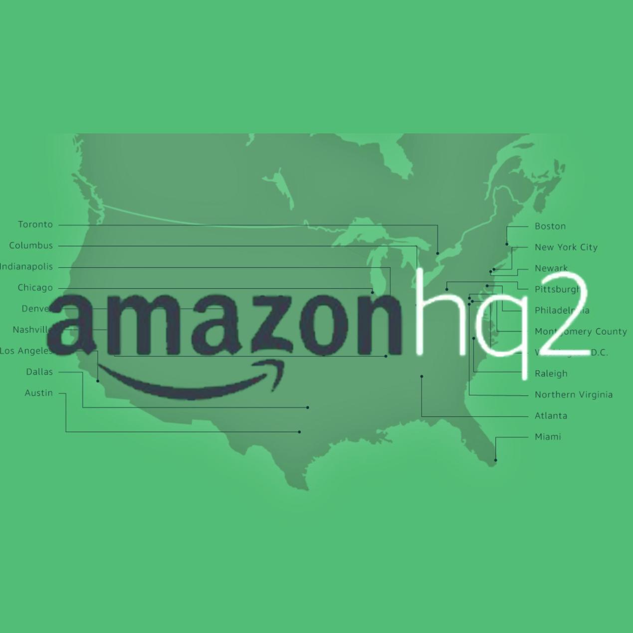 March '18  - Amazon HQ2 Forum