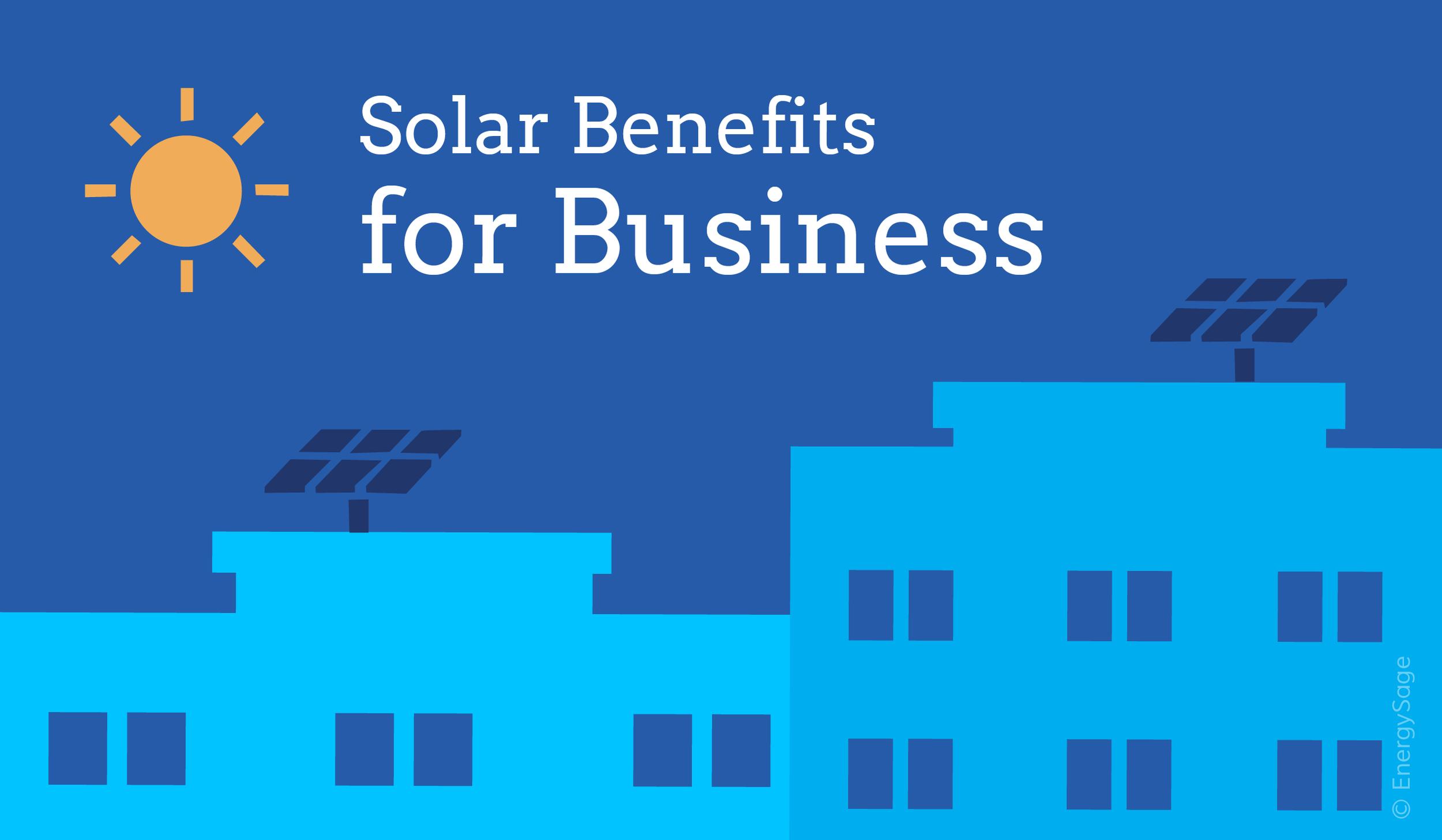 February '18  - Solar Energy for Businesses Webinar