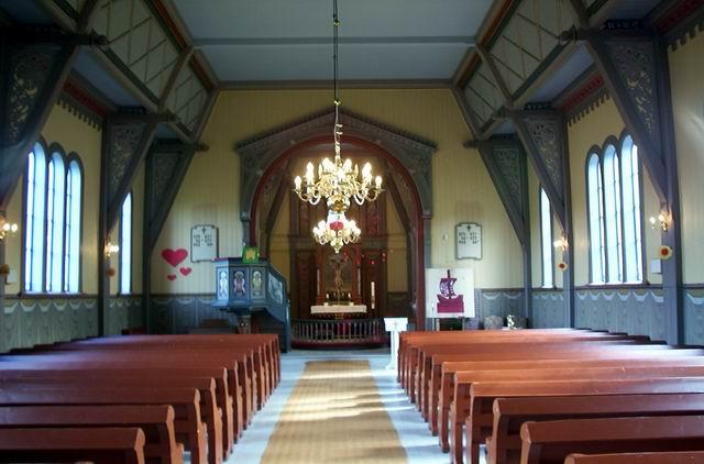 Hallaren kirke.