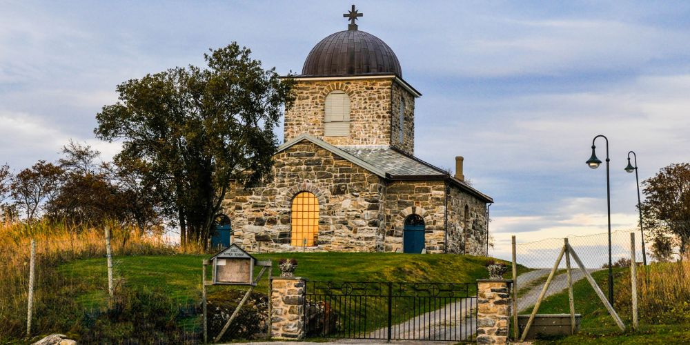 Hitra kirke, Melandsjø