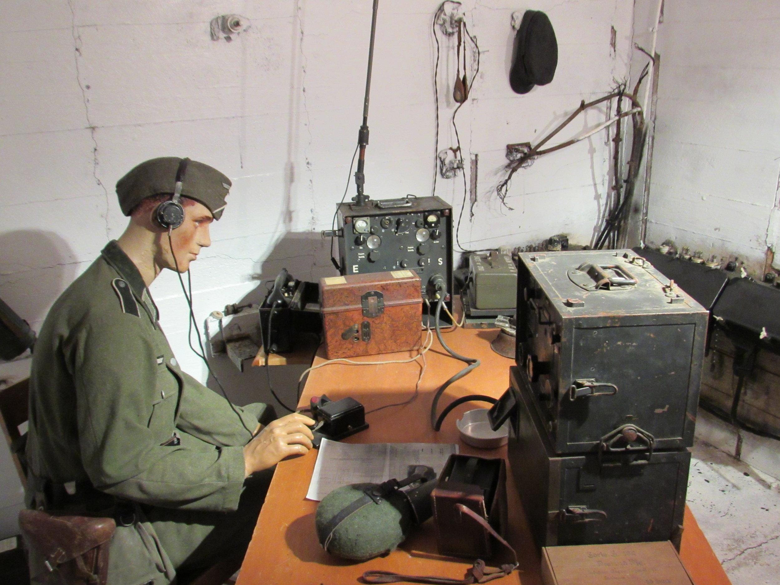 Hemnskjel bunkers