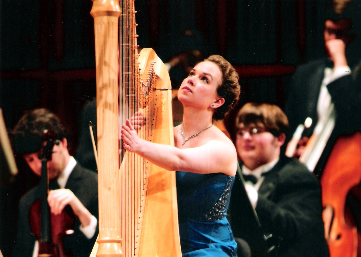Concerto performance with Ball State University Symphony Orchestra 2012