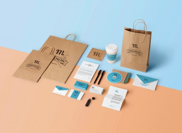 The most affordable option to modernize your brand for 2018. -