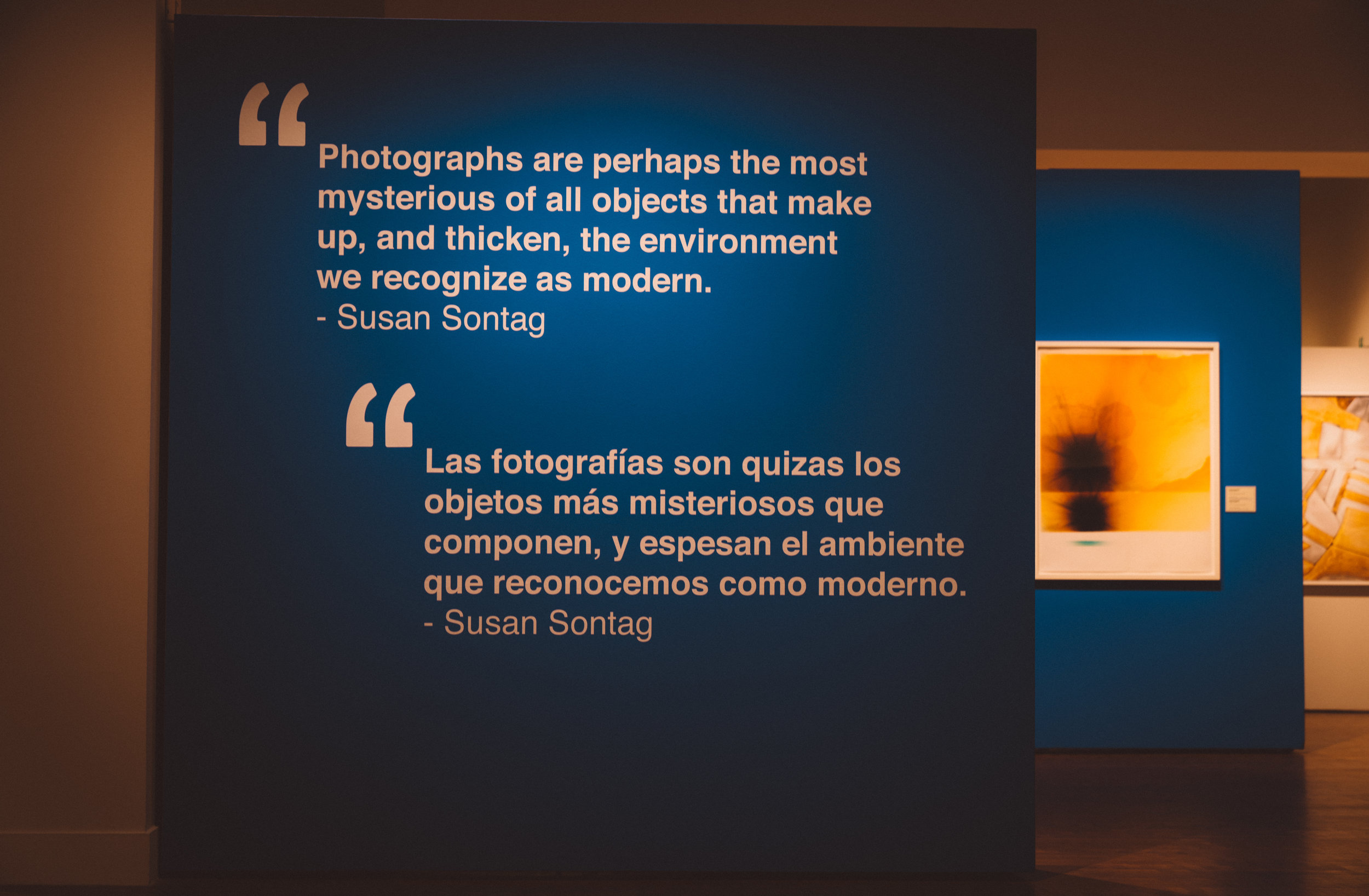 The Museum of Photographic Art.
