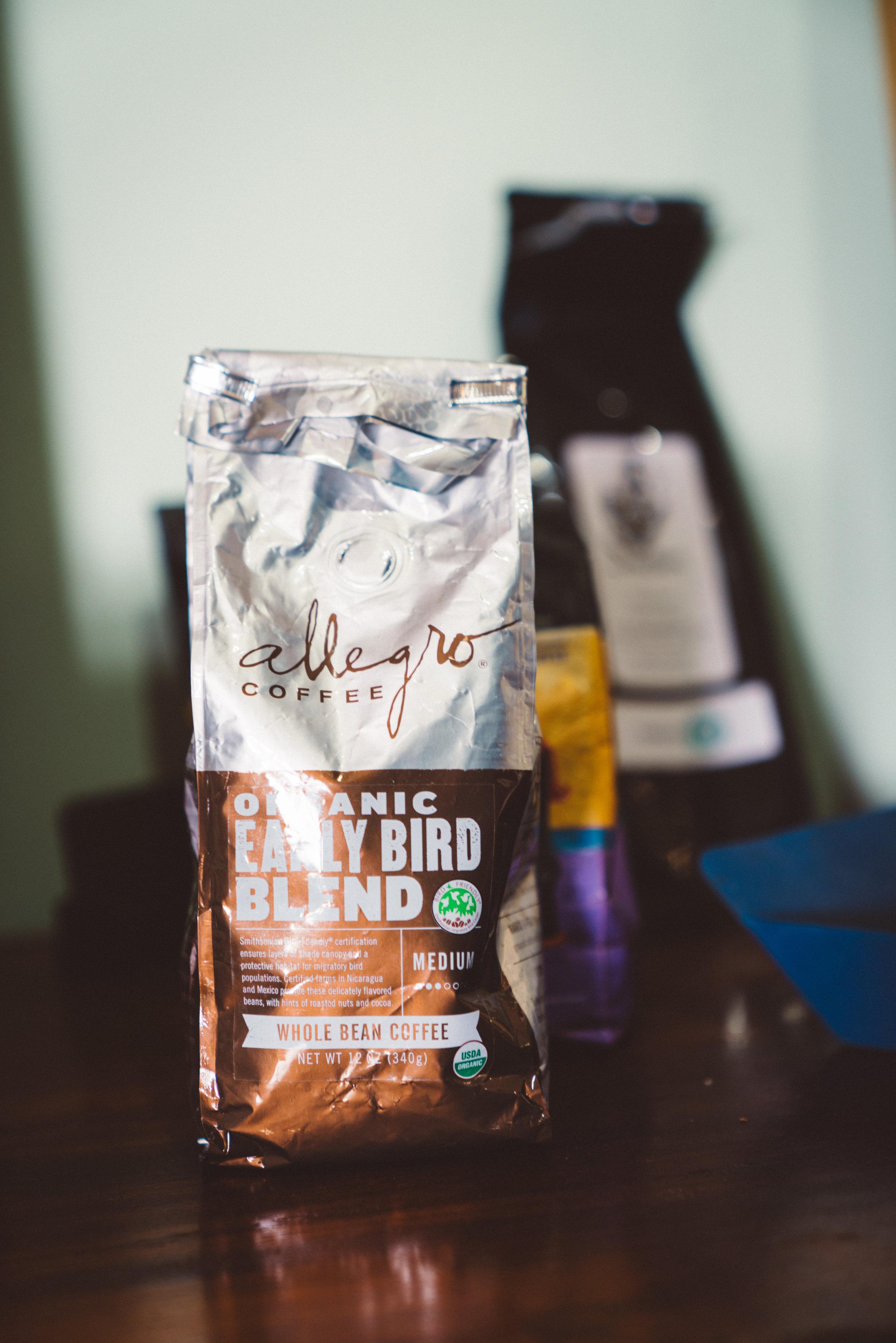 Various brandings of Selva Negra coffee.