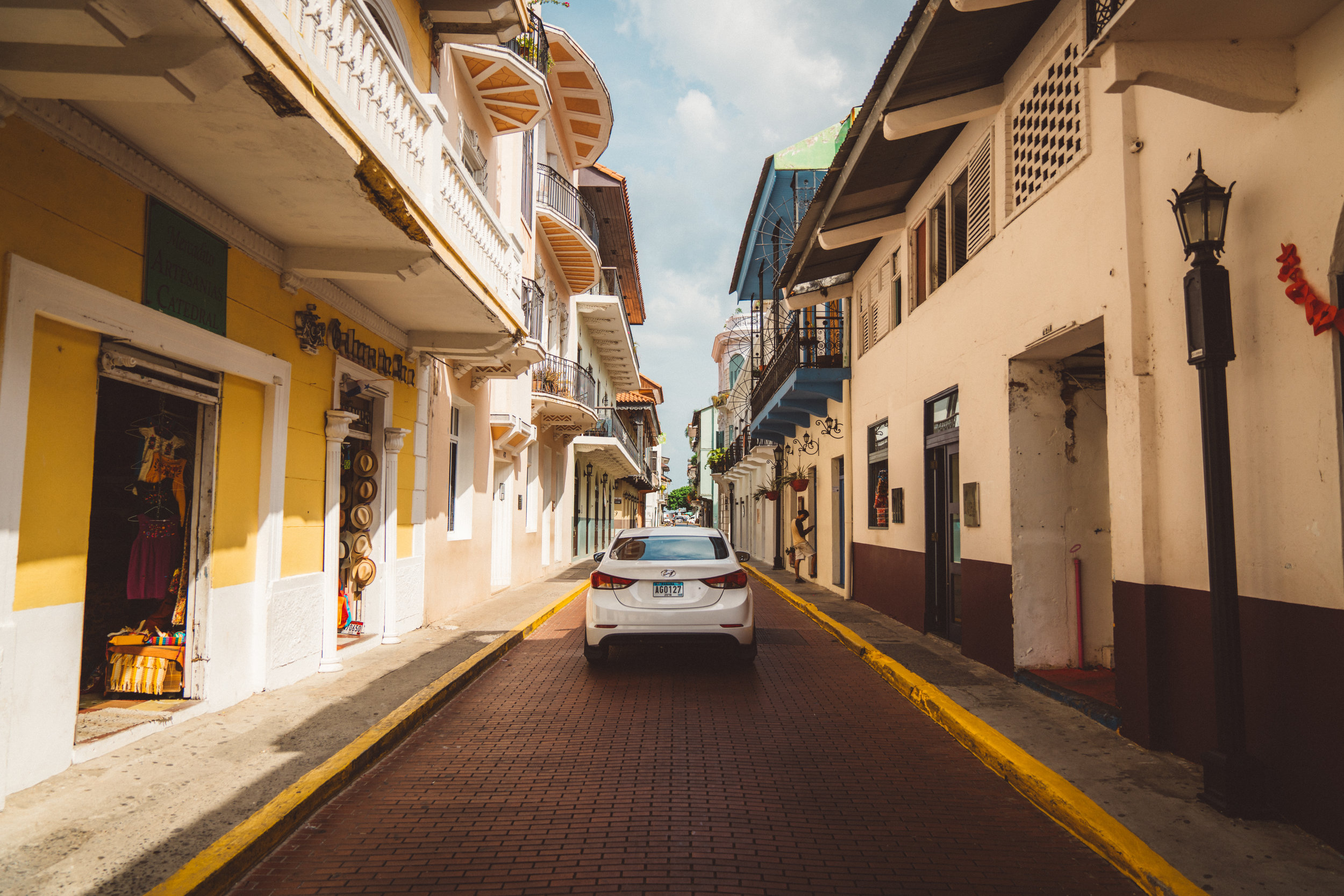 Casco Viejo (Old Quarter).
