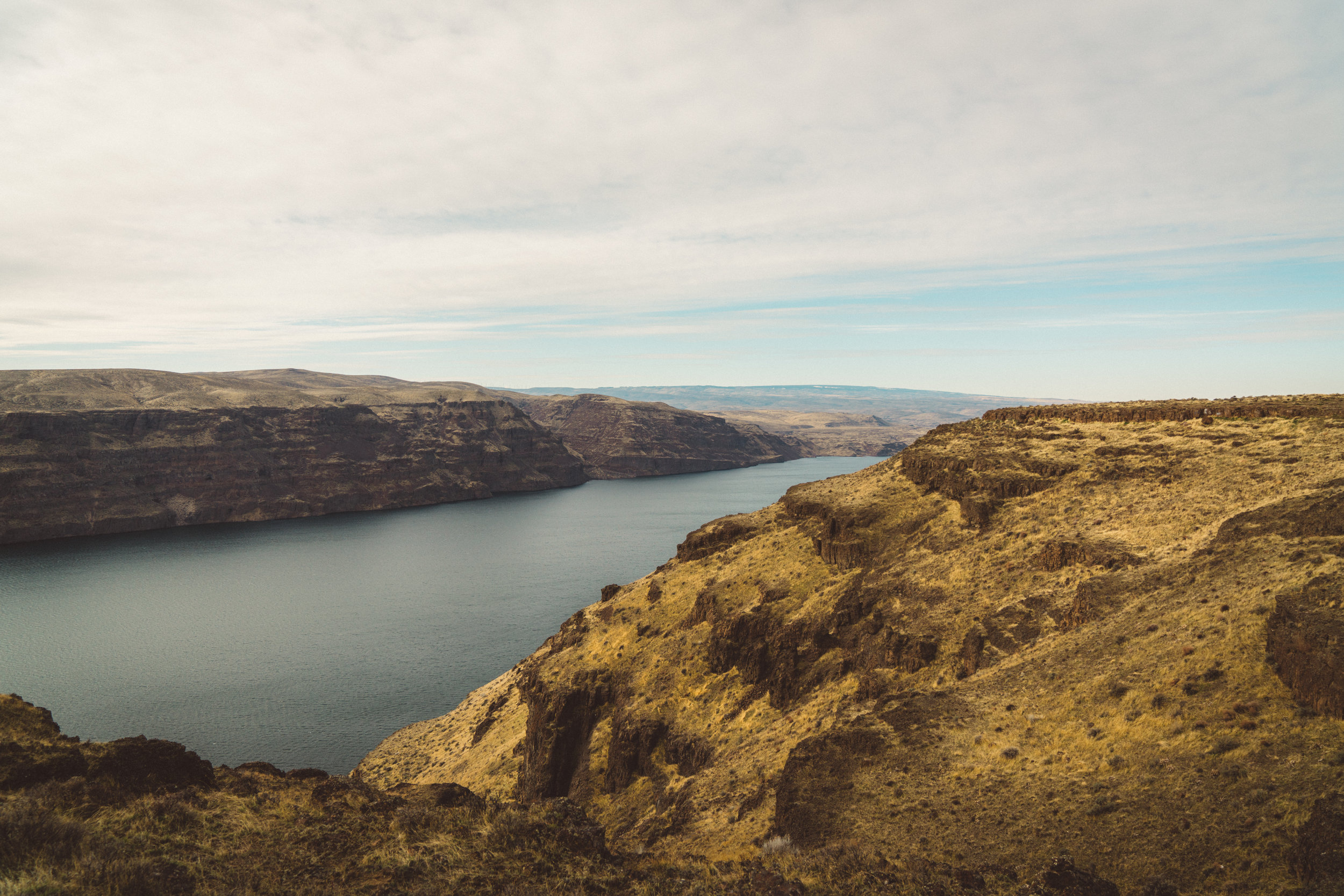 The mighty Columbia.