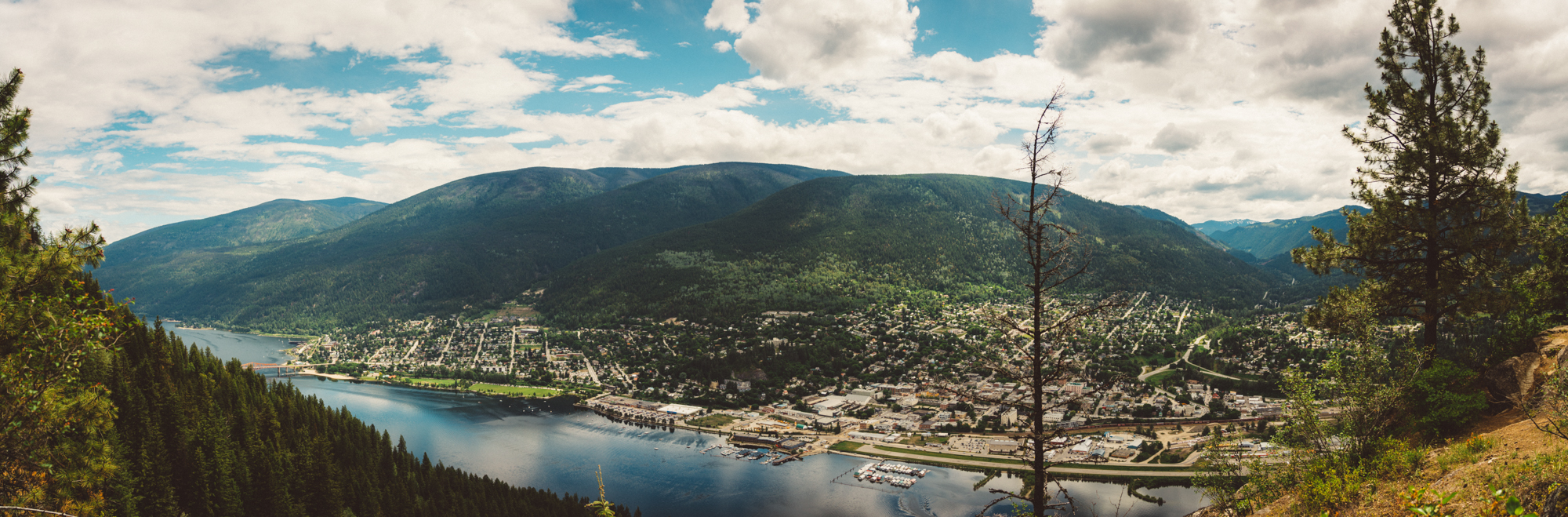 The view from Pulpit Rock.