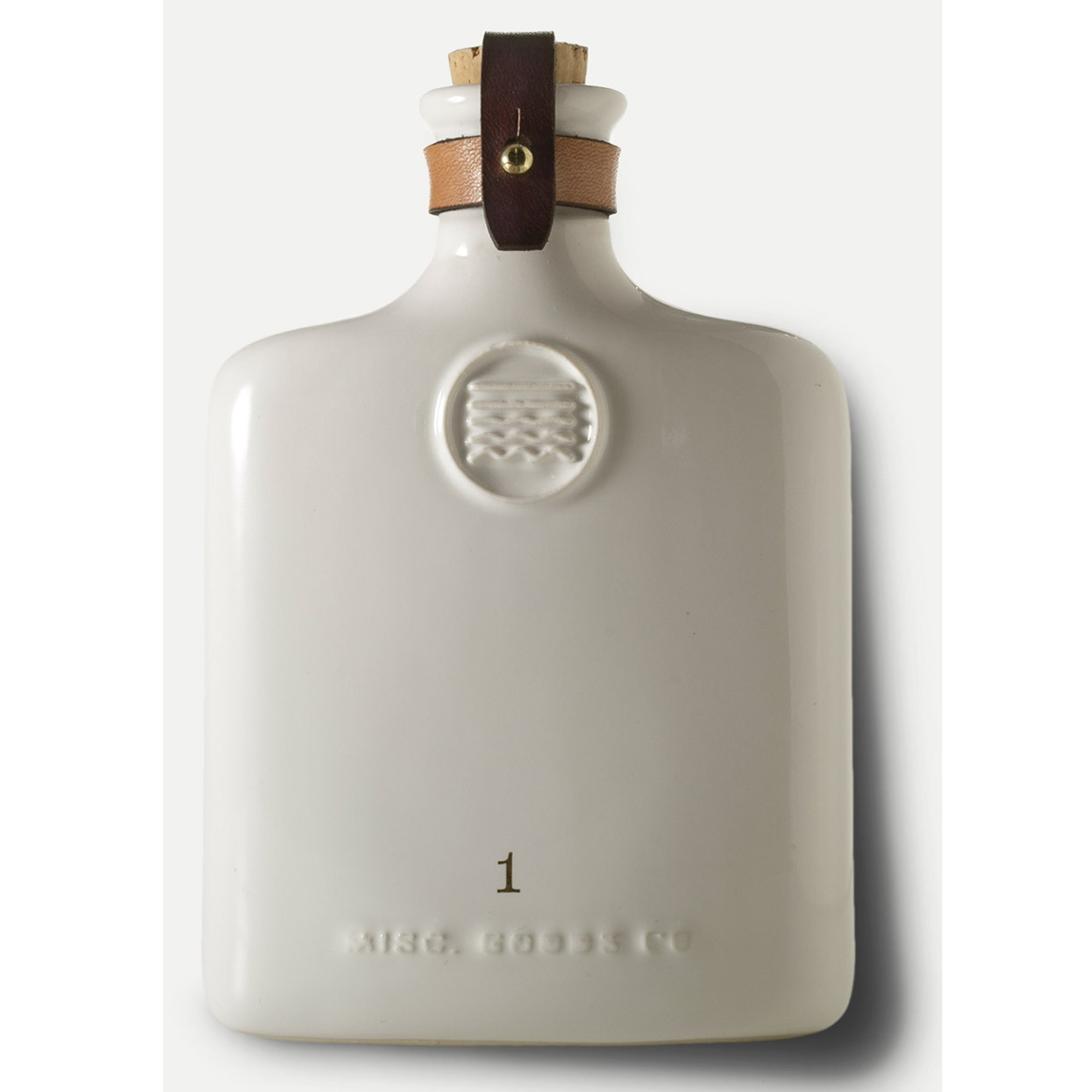 Copy of Ceramic Flask