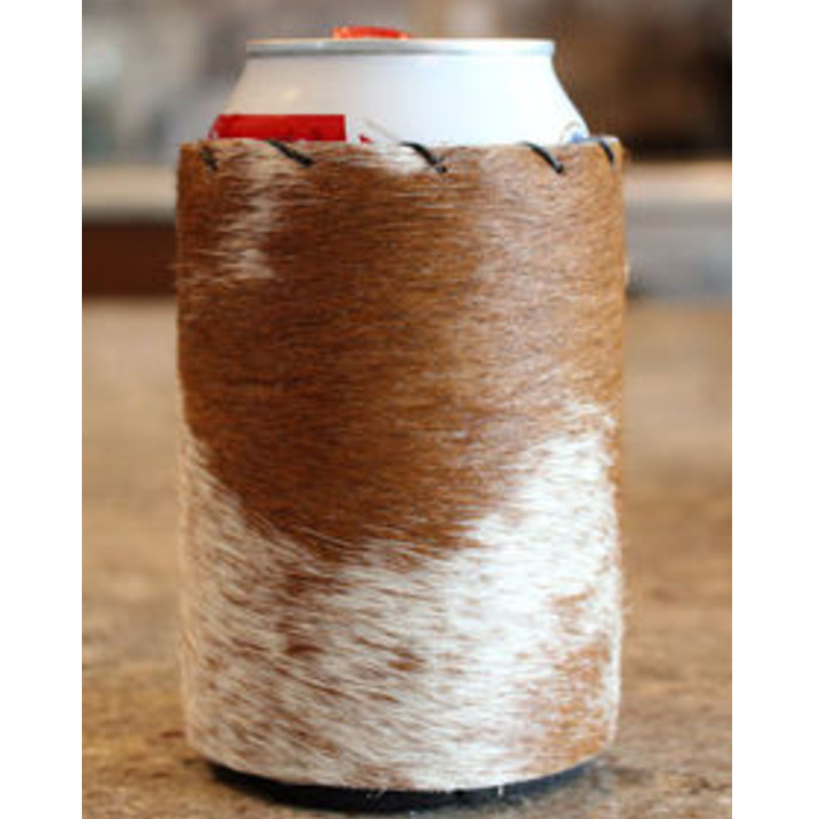 Copy of Cowhide Koozie