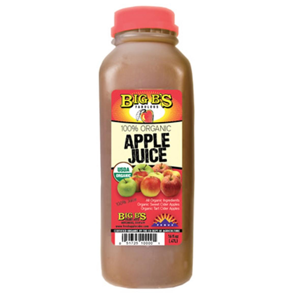 Big B's Apple Juice