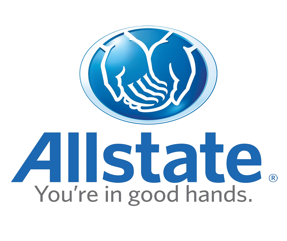 Allstate Insurance - You know who they are. We also work with the good hands. They are perfect for anybody who need packaged policies and financial products.
