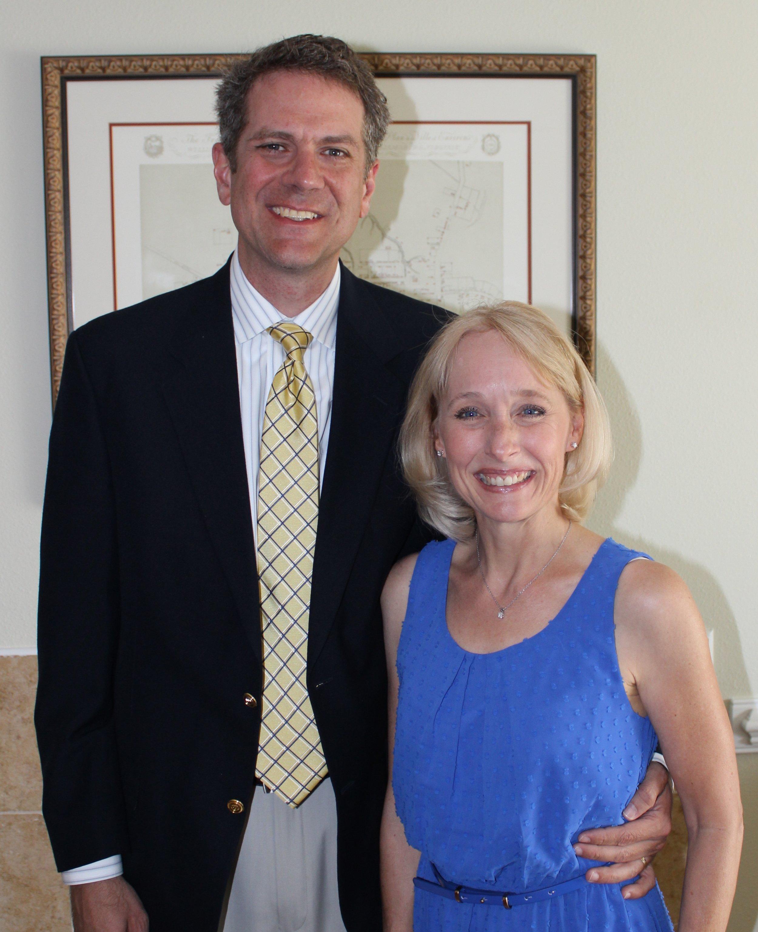 Jim & Lisa Smith