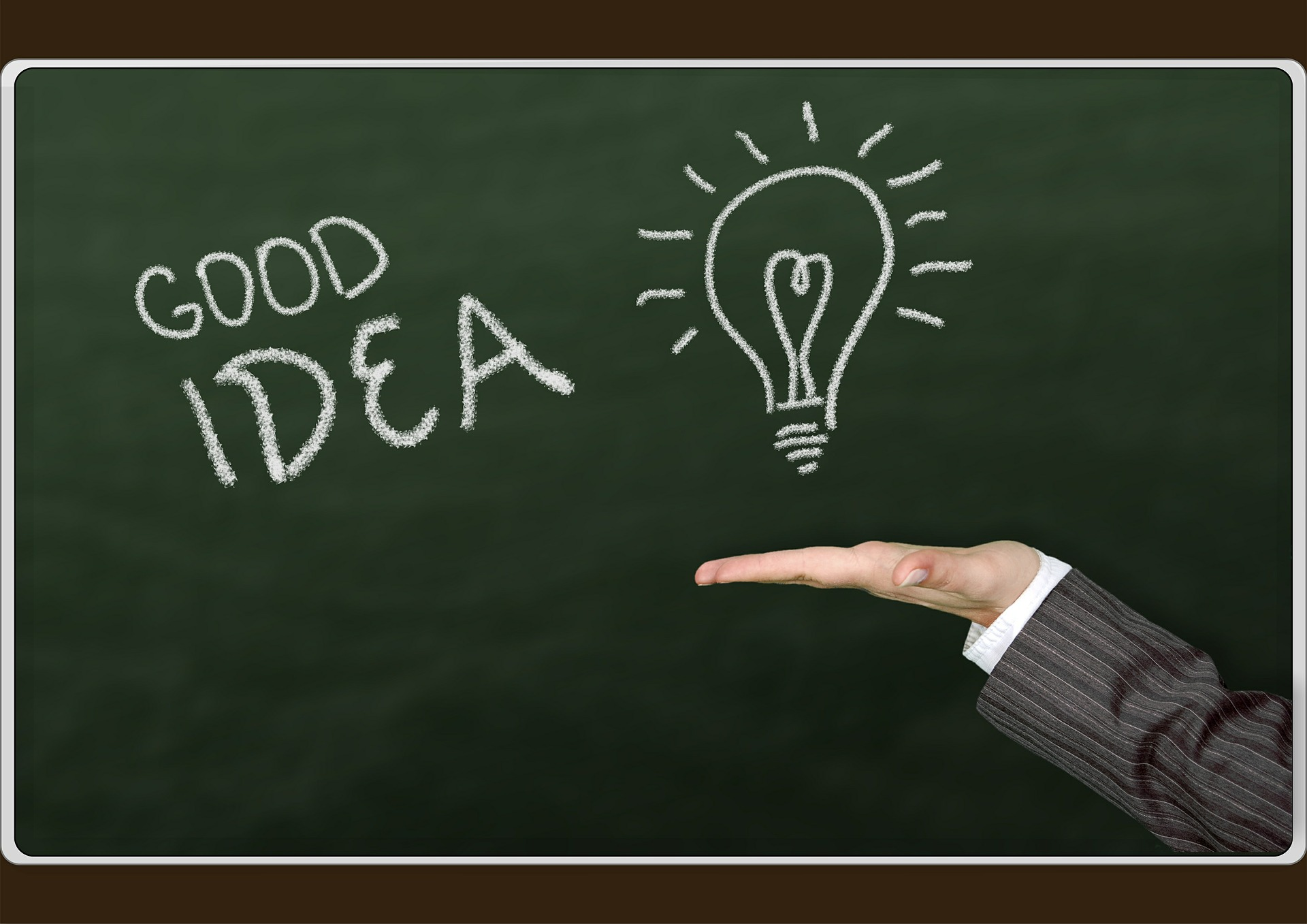 Serve your customer well, improve and innovate