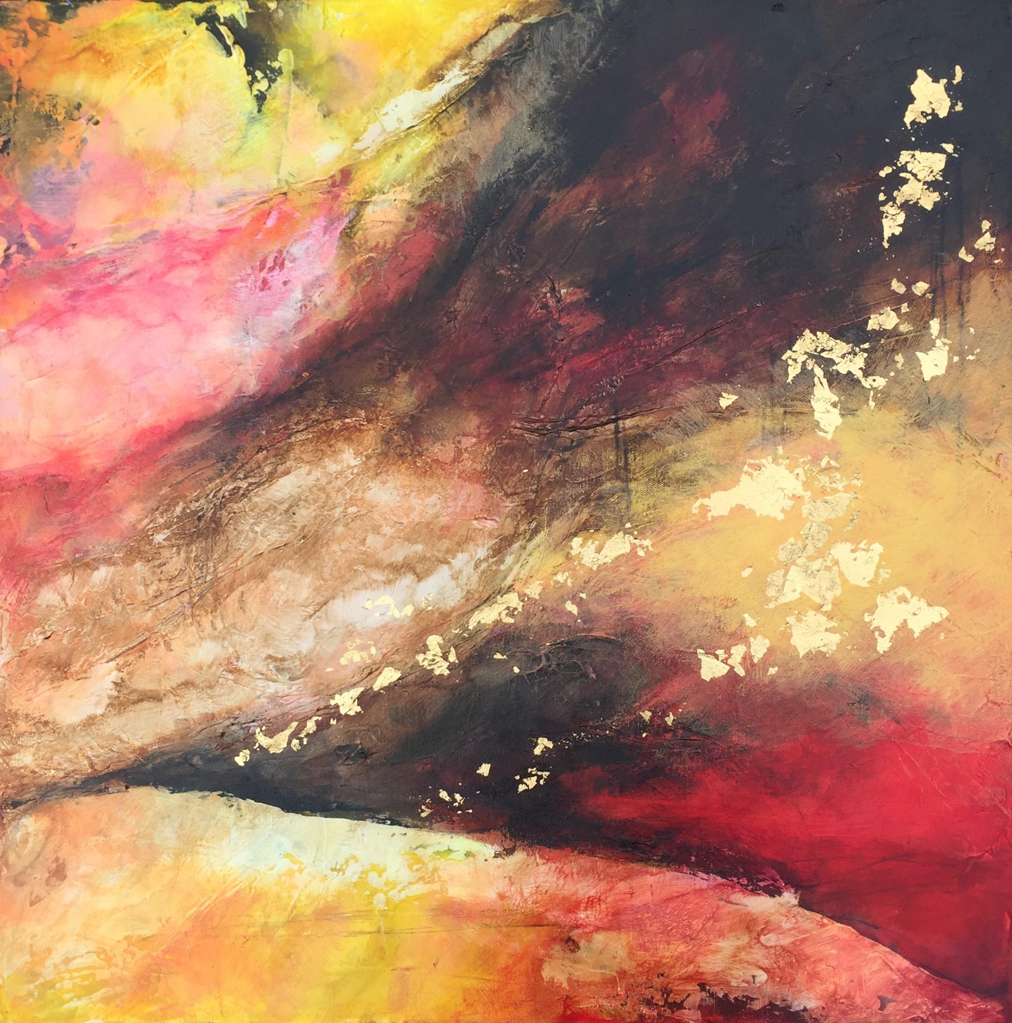 4000 - acrylic on canvas  61x61cm £350