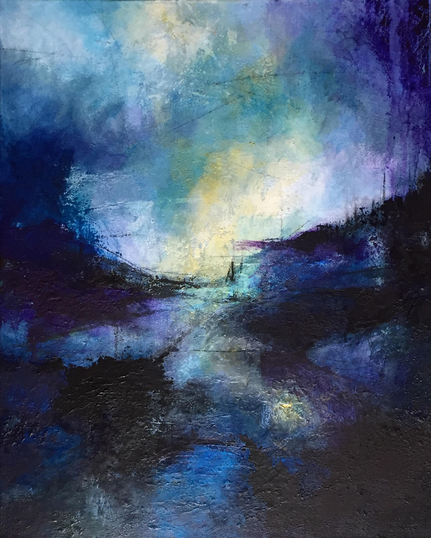 Hope - acrylic on canvas  40x50cm