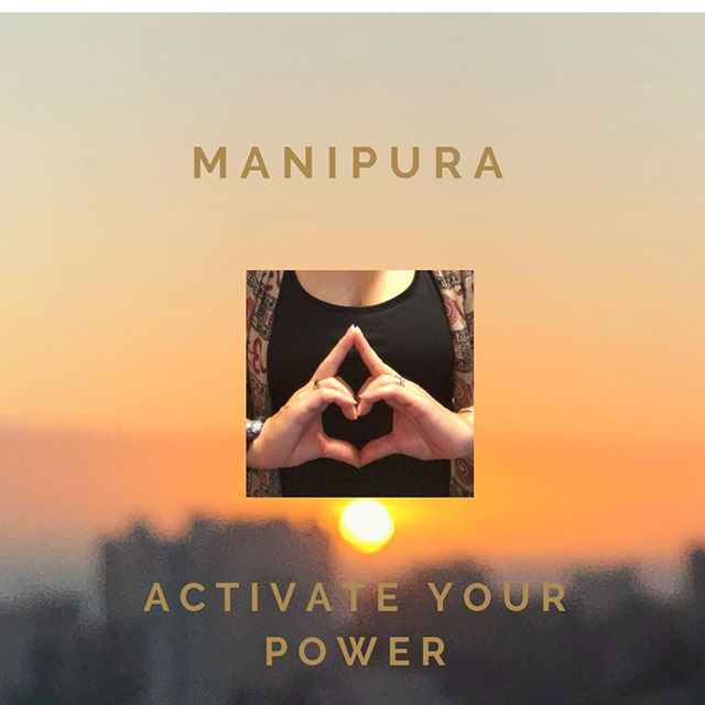 ACTIVATE YOUR POWER  Manipura ☀️ Third Chakra 🌼  BRIGHT Yellow Sun 🌞  Fire up your energy 🔥  Ignite Change 🌟  Manifest your heart's desire. 💛  #manipura, #yoga, #3rdChakra, #sunset, #mudra, #manifestation, #setintentions