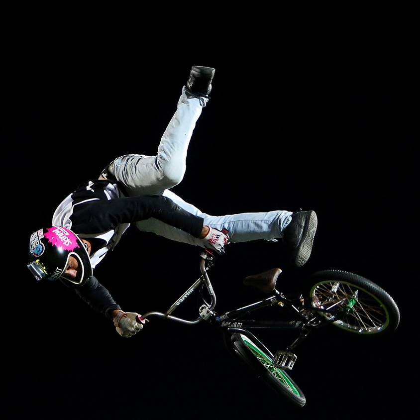 Step Up Productions BMX Events