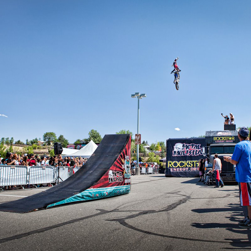 Step Up Productions skate & BMX events