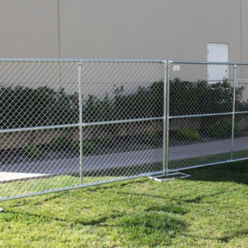 6ft x 12 Ft Chain Link Panels
