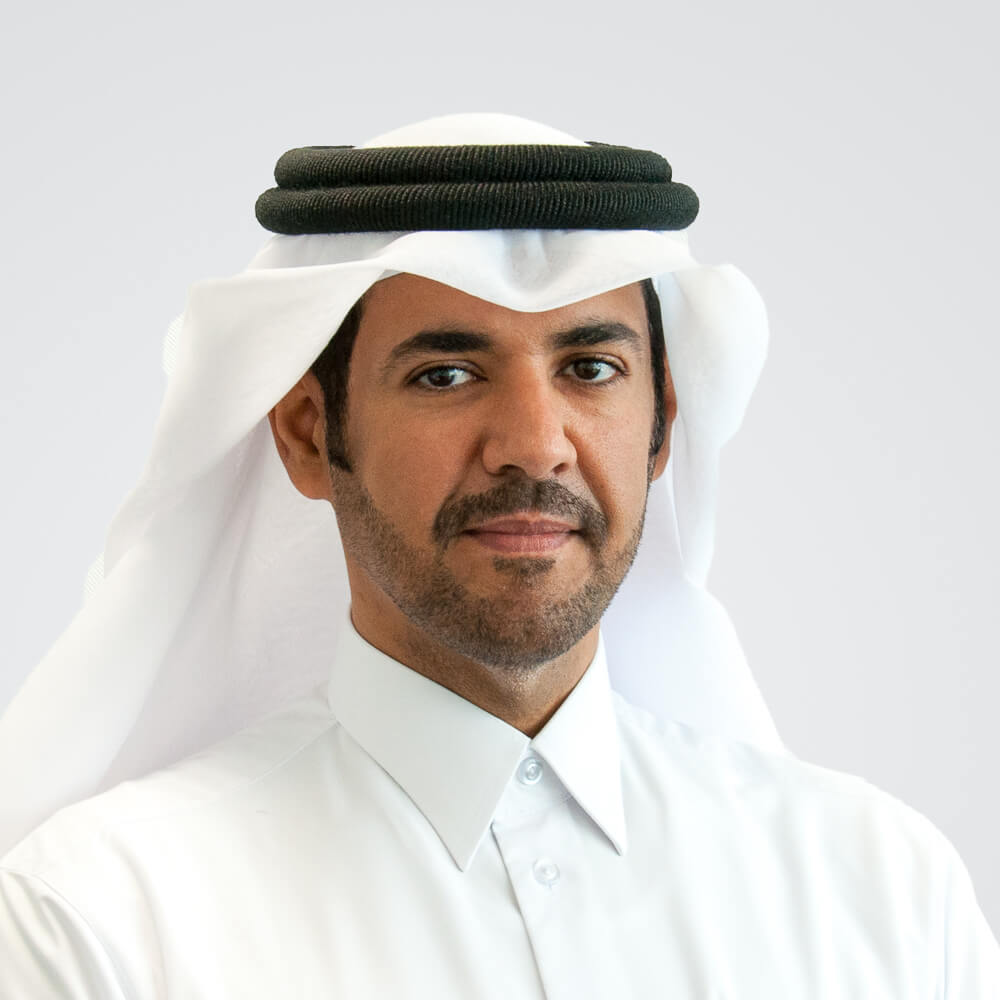 Mr Ghanim Al Kubaisi